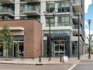Photo 36: 1409 550 Riverfront Avenue SE in Calgary: Downtown East Village Apartment for sale : MLS®# A1121115