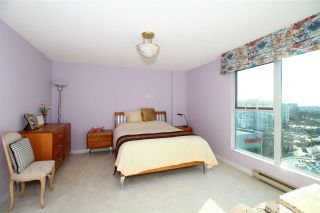 """Photo 12: 1102 8081 WESTMINSTER Highway in Richmond: Brighouse Condo for sale in """"Richmond Landmark"""" : MLS®# R2554856"""