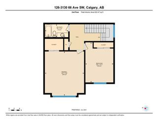 Photo 34: 126 3130 66 Avenue SW in Calgary: Lakeview Row/Townhouse for sale : MLS®# A1114845
