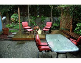 """Photo 7: 38 2990 PANORAMA Drive in Coquitlam: Westwood Plateau Townhouse for sale in """"WESBROOK VILLAGE"""" : MLS®# V768307"""