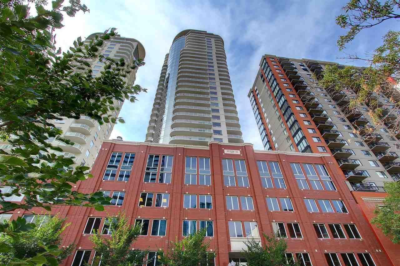 Main Photo: Downtown in Edmonton: Zone 12 Condo  : MLS®# E4111305