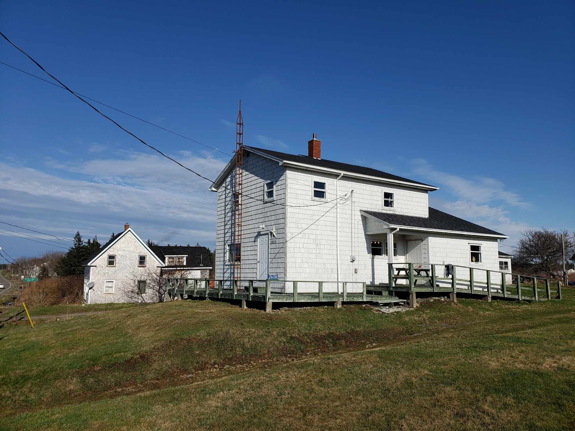 Main Photo: 2608 Highway 1 in Grosses Coques: 401-Digby County Residential for sale (Annapolis Valley)  : MLS®# 202108021