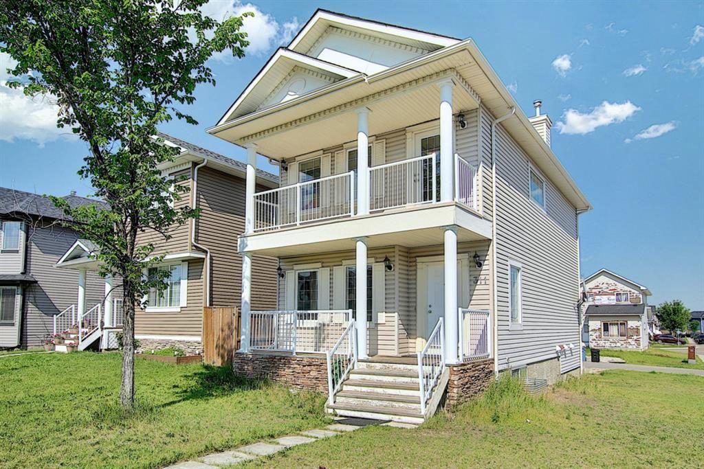 Main Photo: 311 TARALAKE Terrace NE in Calgary: Taradale Detached for sale : MLS®# A1128054
