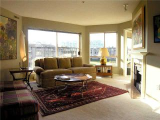 """Photo 6: # 314 1859 SPYGLASS PL in Vancouver: False Creek Condo for sale in """"SAN REMO COURT"""" (Vancouver West)  : MLS®# V854208"""