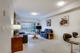 """Photo 2: 107 17769 57 Avenue in Surrey: Cloverdale BC Condo for sale in """"CLOVER DOWNS"""" (Cloverdale)  : MLS®# R2542061"""