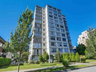 Photo 1: 604 1250 BURNABY STREET in Vancouver: West End VW Condo for sale (Vancouver West)  : MLS®# R2278336