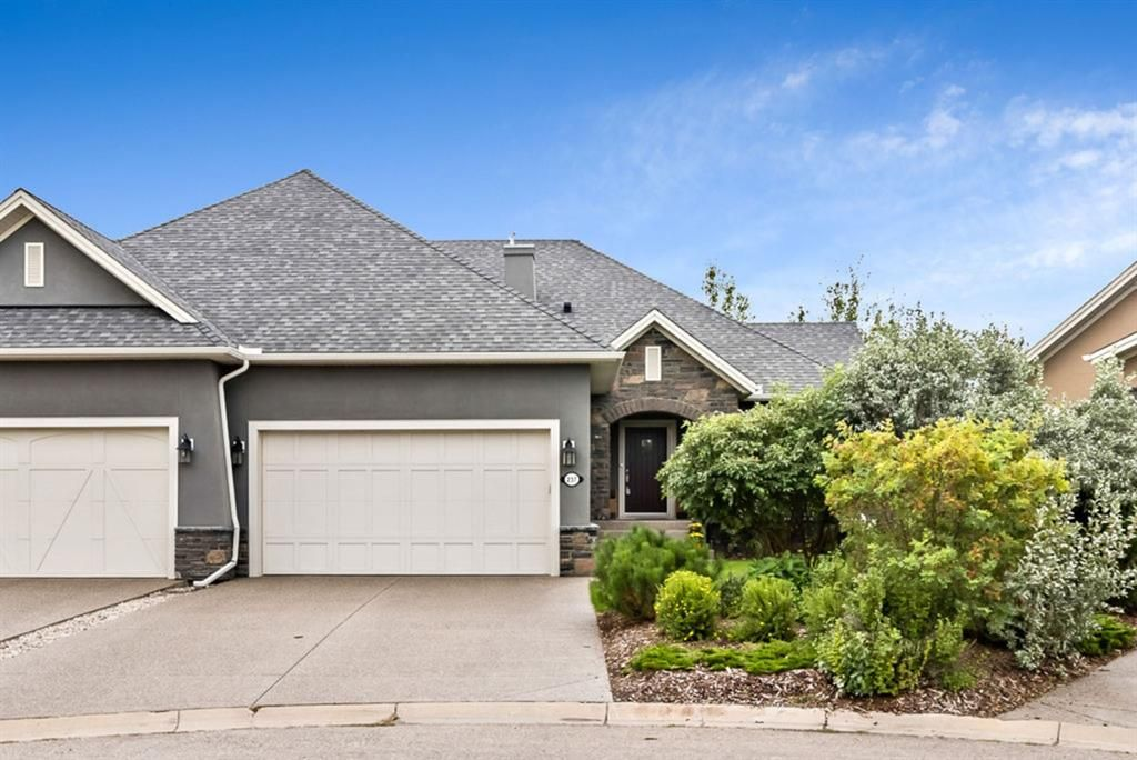 Main Photo: 237 Elbow Ridge Haven in Rural Rocky View County: Rural Rocky View MD Semi Detached for sale : MLS®# A1143641