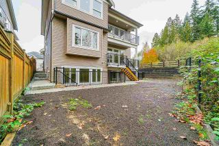 Photo 35: 1321 HOLLYBROOK Street in Coquitlam: Burke Mountain House for sale : MLS®# R2503491