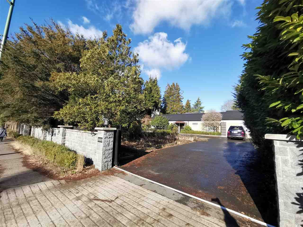Main Photo: 1623 W 41ST Avenue in Vancouver: Shaughnessy House for sale (Vancouver West)  : MLS®# R2535296
