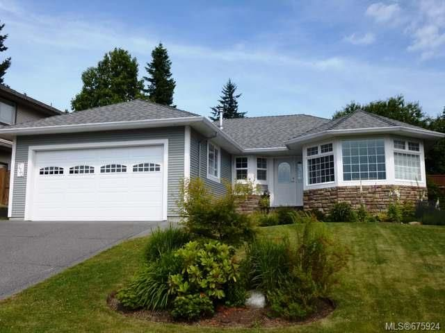 Main Photo: 730 Oribi Dr in CAMPBELL RIVER: CR Campbell River Central House for sale (Campbell River)  : MLS®# 675924