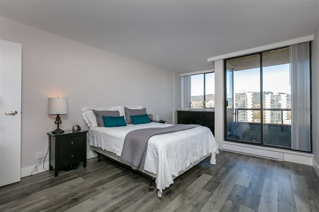 """Photo 12: Photos: 1804 3980 CARRIGAN Court in Burnaby: Government Road Condo for sale in """"Discovery Place"""" (Burnaby North)  : MLS®# R2465942"""