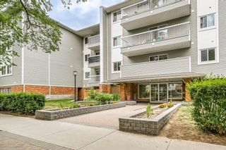 Main Photo: 106 545 18 Avenue SW in Calgary: Cliff Bungalow Apartment for sale : MLS®# A1142601