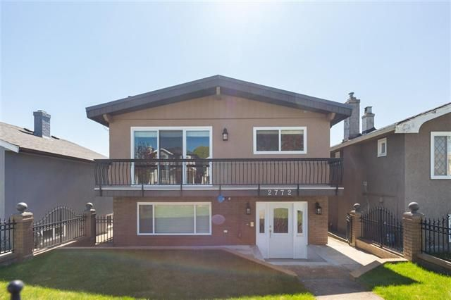 Main Photo: 2772 E 7th Avenue in Vancouver: Renfrew VE House for sale (Vancouver East)  : MLS®# R2582364