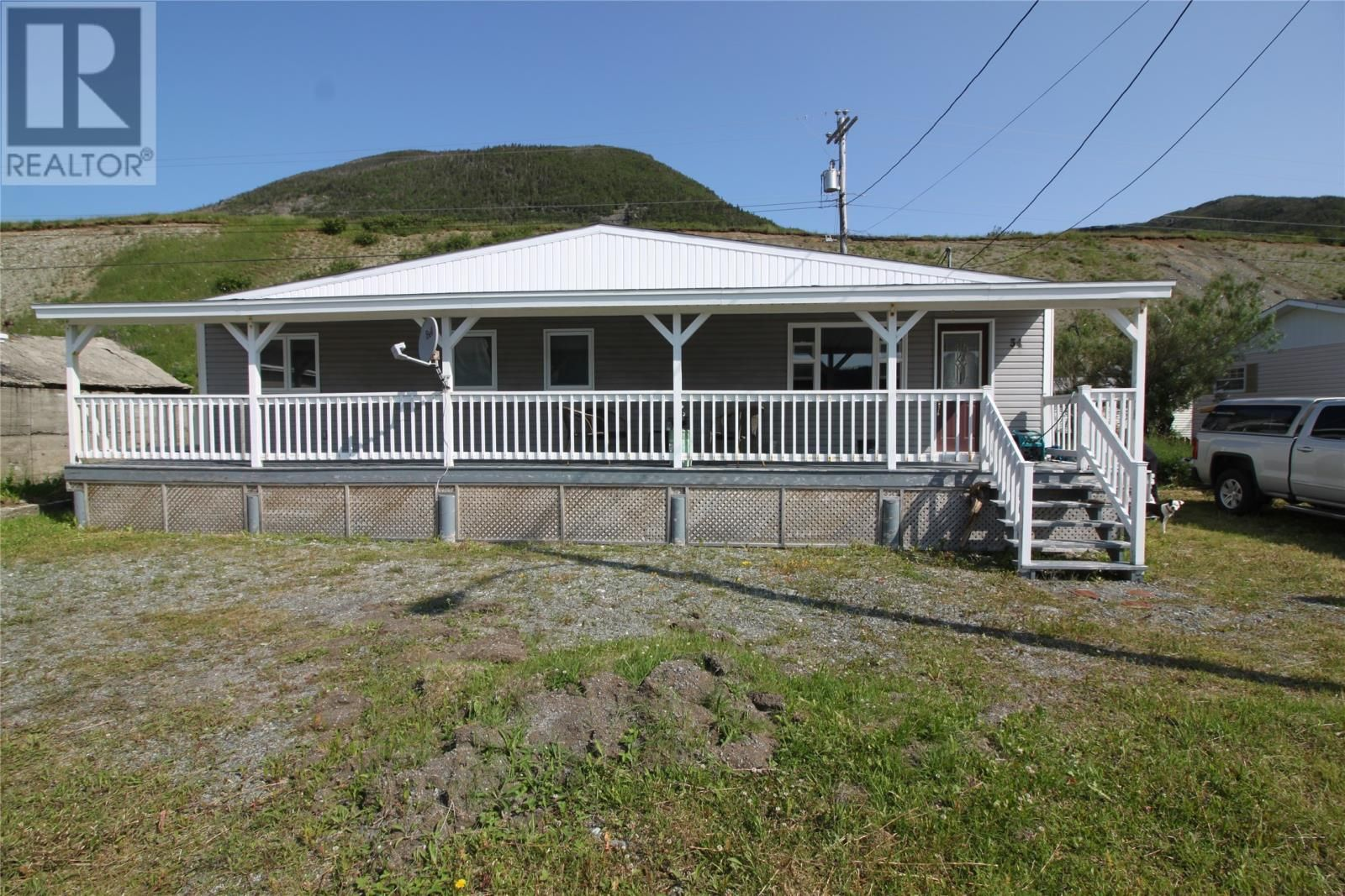 Main Photo: 34 Main Road in Lark Harbour: House for sale : MLS®# 1233352