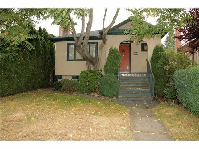 Main Photo: 1365 PARK DRIVE in VANCOUVER: South Granville House for sale (Vancouver)  : MLS®# V924947