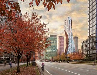 """Photo 8: 2404 1550 ALBERNI Street in Vancouver: West End VW Condo for sale in """"Alberni by Kengo Kuma"""" (Vancouver West)  : MLS®# R2581583"""