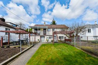 "Photo 31: 1624 TENTH Avenue in New Westminster: West End NW House for sale in ""West End"" : MLS®# R2556009"