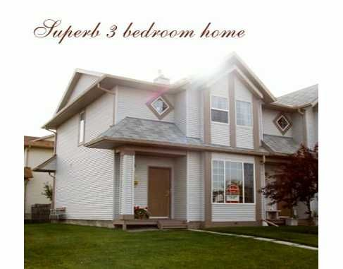 Main Photo:  in CALGARY: Shawnessy Townhouse for sale (Calgary)  : MLS®# C3232692