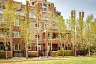 Photo 3: 103 680 Princeton Way SW in Calgary: Eau Claire Apartment for sale : MLS®# A1109337