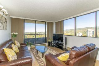 """Photo 2: 1603 3980 CARRIGAN Court in Burnaby: Government Road Condo for sale in """"DISCOVERY PLACE"""" (Burnaby North)  : MLS®# R2413683"""