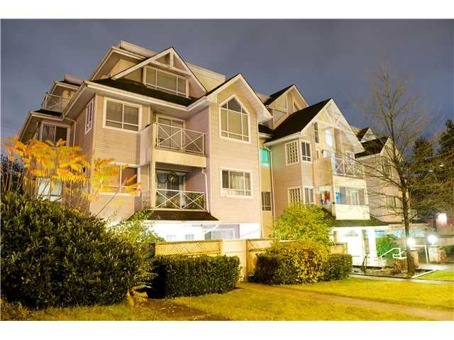 """Main Photo: 103 4950 JOYCE Street in Vancouver: Collingwood VE Condo for sale in """"JOYCE COURT"""" (Vancouver East)  : MLS®# V980338"""