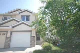 Main Photo: 1667 Melrose Place in Edmonton: Zone 55 House Half Duplex for sale : MLS®# E4262880