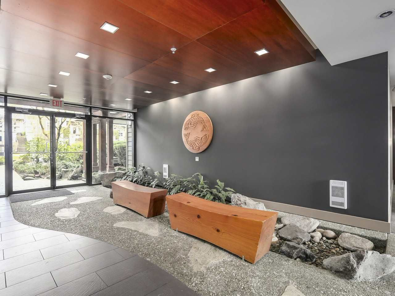 """Photo 3: Photos: 404 6328 LARKIN Drive in Vancouver: University VW Condo for sale in """"Journey"""" (Vancouver West)  : MLS®# R2146632"""