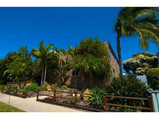 Photo 1: PACIFIC BEACH Townhouse for sale : 3 bedrooms : 856 Diamond Street in San Diego