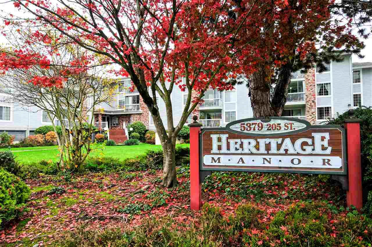 Main Photo: 222 5379 205TH STREET in : Langley City Condo for sale : MLS®# R2012908