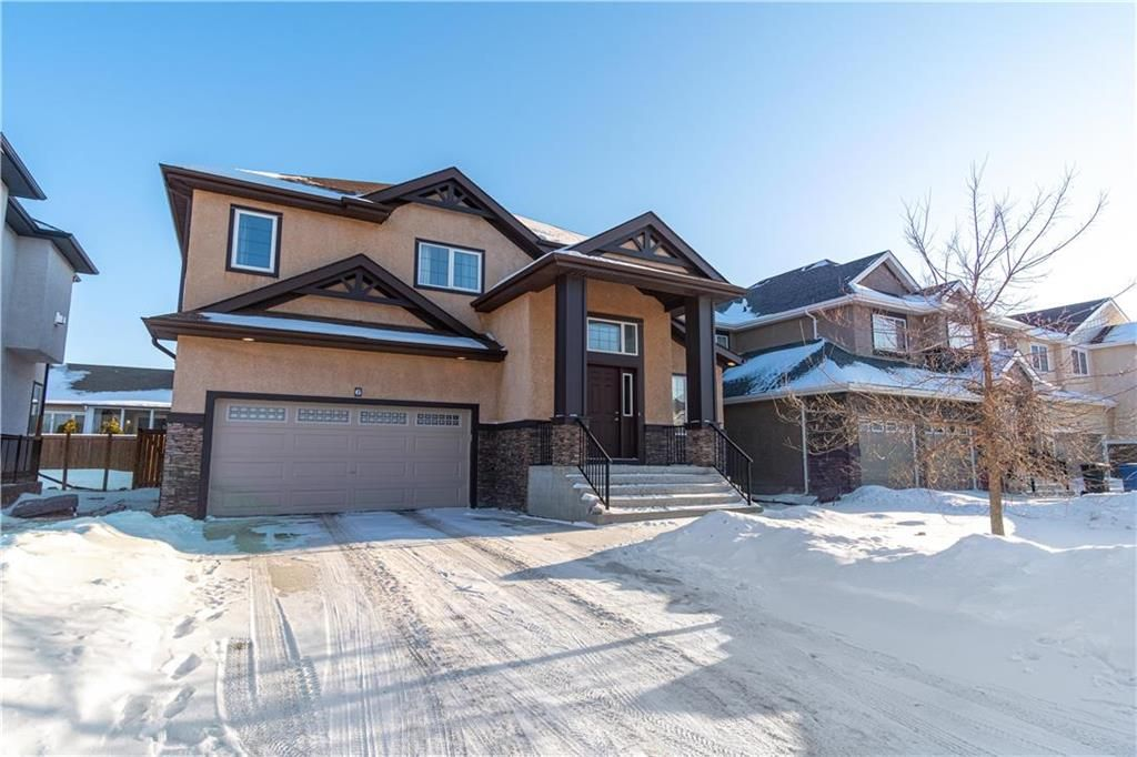 Main Photo: 6 Hunterbrook Road in Winnipeg: Bridgwater Forest Residential for sale (1R)  : MLS®# 202103619