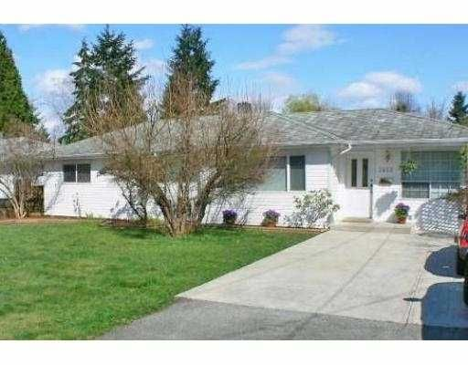 Main Photo: 3632 Inverness Street in Port Coquitlam: Lincoln Park PQ House for sale : MLS®# v768700