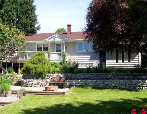 "Main Photo: 18227 55B AV in Surrey: Cloverdale BC House for sale in ""Shannon Hills Estates"" (Cloverdale)  : MLS®# F2511501"