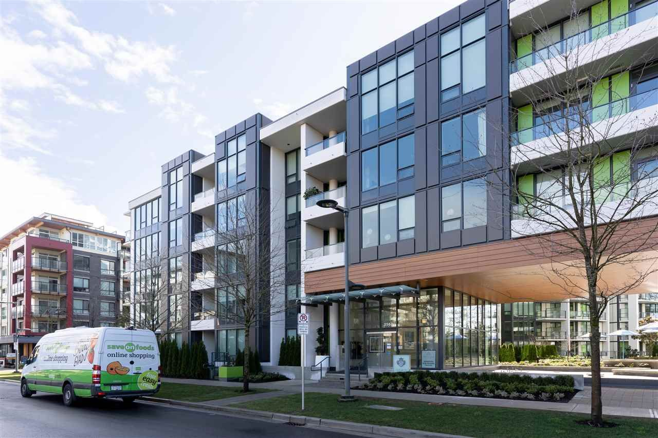 Main Photo: 430 3563 ROSS DRIVE in Vancouver: University VW Condo for sale (Vancouver West)  : MLS®# R2546572