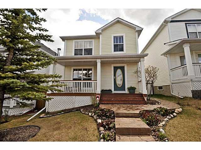 Main Photo: 254 TUSCANY VALLEY Drive NW in CALGARY: Tuscany Residential Detached Single Family for sale (Calgary)  : MLS®# C3569145