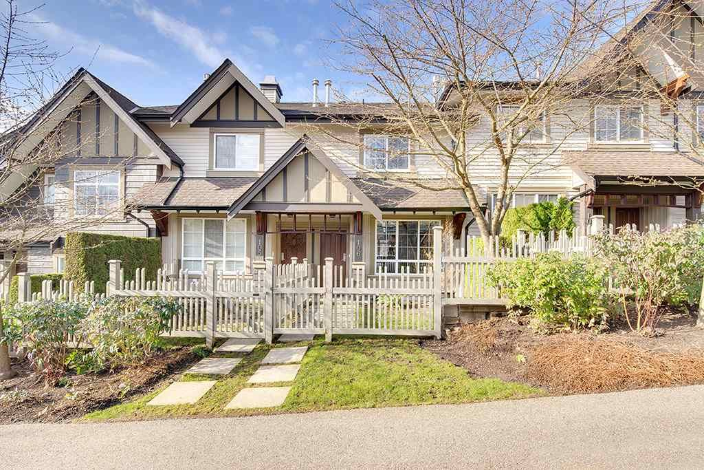 """Main Photo: 106 2200 PANORAMA Drive in Port Moody: Heritage Woods PM Townhouse for sale in """"QUEST"""" : MLS®# R2248826"""