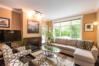 """Photo 3: 2 6878 SOUTHPOINT Drive in Burnaby: South Slope Townhouse for sale in """"CORTINA"""" (Burnaby South)  : MLS®# R2071594"""