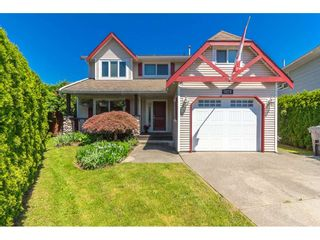 Photo 1: 3278 271B Street in Langley: Aldergrove Langley House for sale : MLS®# R2267270