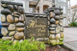 """Photo 33: 108 5475 201 Street in Langley: Langley City Condo for sale in """"HERITAGE PARK"""" : MLS®# R2539978"""