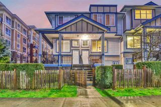 """Photo 1: 55 13899 LAUREL Drive in Surrey: Whalley Townhouse for sale in """"Emerald Gardens"""" (North Surrey)  : MLS®# R2527364"""