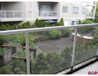 """Photo 7: # 202 8142 120A ST in Surrey: Queen Mary Park Surrey Condo  in """"STERLING COURT"""""""