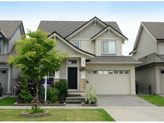 "Main Photo: 7038 195TH Street in Surrey: Clayton House for sale in ""Clayton Village"" (Cloverdale)  : MLS®# F1412928"