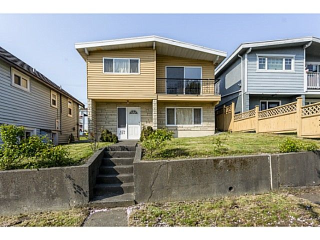 Main Photo: 829 SE MARINE Drive in Vancouver: South Vancouver House for sale (Vancouver East)  : MLS®# V1118503