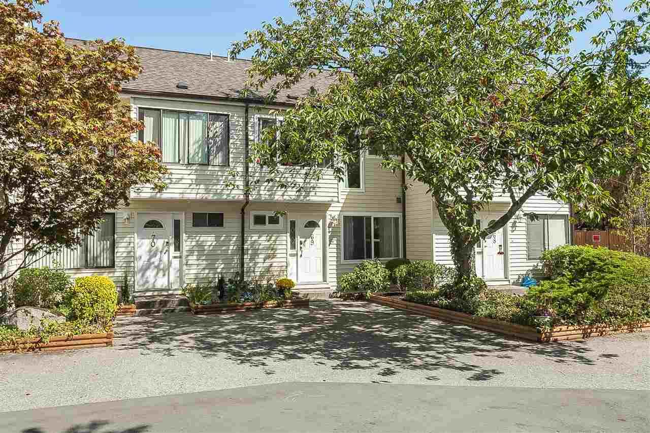 "Main Photo: 69 9368 128 Street in Surrey: Queen Mary Park Surrey Townhouse for sale in ""Surrey Meadows"" : MLS®# R2398417"