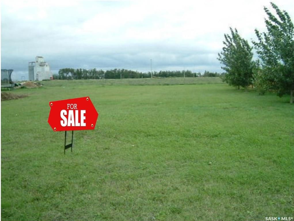 Main Photo: Lot 11 2nd Avenue in Meota: Lot/Land for sale : MLS®# SK857286