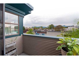 "Photo 8: 402 688 E 16TH Avenue in Vancouver: Fraser VE Condo for sale in ""VINTAGE EASTSIDE"" (Vancouver East)  : MLS®# V833214"