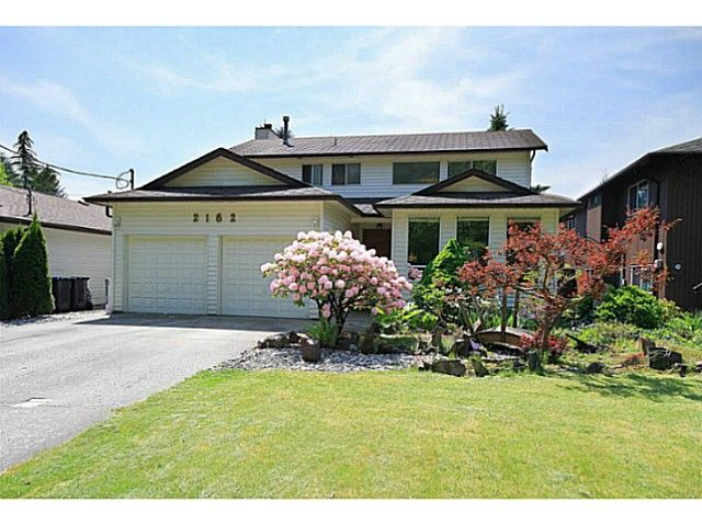 Main Photo: 2162 LINCOLN Avenue in Port Coquitlam: Glenwood PQ House for sale : MLS®# V1007207