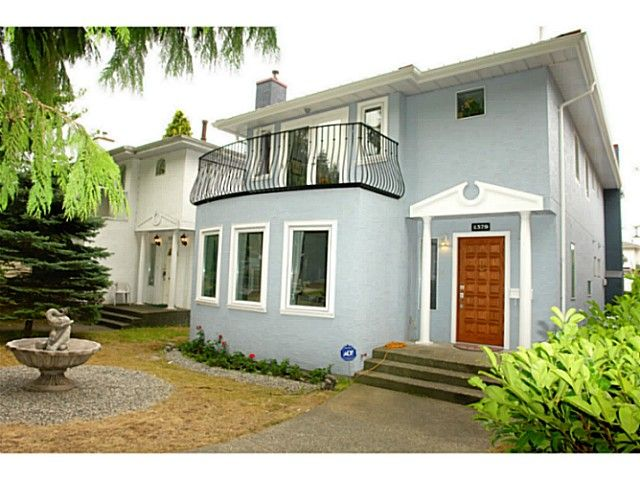Photo 1: Photos: 1379 HOPE Road in North Vancouver: Pemberton NV House for sale : MLS®# V1083964
