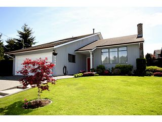 "Photo 1: 5548 1ST Avenue in Tsawwassen: Pebble Hill House for sale in ""PEBBLE HILL"" : MLS®# V1056796"