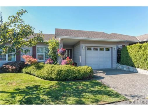 Main Photo: 17 7980 East Saanich Rd in SAANICHTON: CS Saanichton Row/Townhouse for sale (Central Saanich)  : MLS®# 740350
