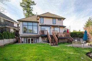 """Photo 38: 15525 36B Avenue in Surrey: Morgan Creek House for sale in """"ROSEMARY WYND"""" (South Surrey White Rock)  : MLS®# R2547046"""